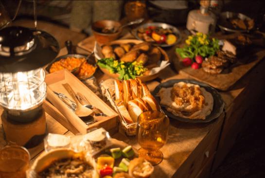 秋にこそ味わいたいキャンプ飯BEST3