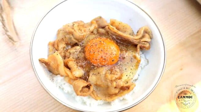 【動画あり】リピート率No.1!ハピ家のすた丼レシピ大公開
